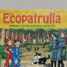 Libros de segunda mano: LA ECOPATRULLA CÓMIC SEPRONA GUARDIA CIVIL GALICIA- AÑO 2011. Lote 233877195