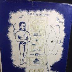 Libros de segunda mano: GOD ARCHETYPE (ORIGINAL) PATTERN OF THE UNIVERSE - HENRY C KINLEY. 1ª EDICIÓN 1961 PRUEBA DE PRENSA. Lote 233891145