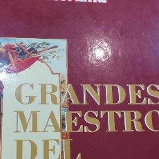 Libros de segunda mano: LIBRO GRANDES MAESTROS DEL TOREO. Lote 234405080