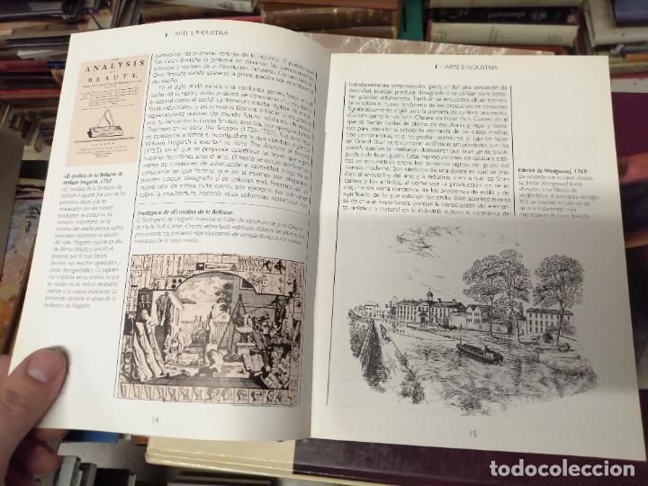 Libros de segunda mano: GUÍA CONRAN DEL DISEÑO . STEPHEN BAYLEY. ALIANZA EDITORIAL. 1ª EDICIÓN 1992 . ARTE,MUEBLES, MÁQUINAS - Foto 6 - 234407910
