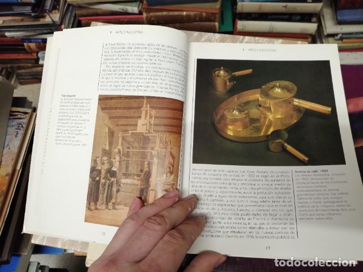 Libros de segunda mano: GUÍA CONRAN DEL DISEÑO . STEPHEN BAYLEY. ALIANZA EDITORIAL. 1ª EDICIÓN 1992 . ARTE,MUEBLES, MÁQUINAS - Foto 7 - 234407910