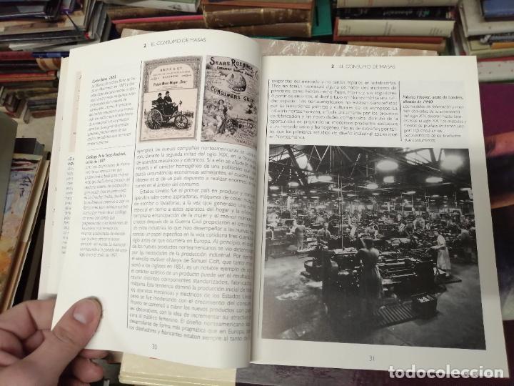 Libros de segunda mano: GUÍA CONRAN DEL DISEÑO . STEPHEN BAYLEY. ALIANZA EDITORIAL. 1ª EDICIÓN 1992 . ARTE,MUEBLES, MÁQUINAS - Foto 8 - 234407910