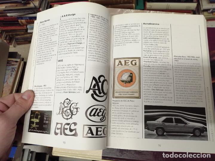 Libros de segunda mano: GUÍA CONRAN DEL DISEÑO . STEPHEN BAYLEY. ALIANZA EDITORIAL. 1ª EDICIÓN 1992 . ARTE,MUEBLES, MÁQUINAS - Foto 11 - 234407910