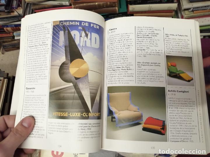 Libros de segunda mano: GUÍA CONRAN DEL DISEÑO . STEPHEN BAYLEY. ALIANZA EDITORIAL. 1ª EDICIÓN 1992 . ARTE,MUEBLES, MÁQUINAS - Foto 14 - 234407910