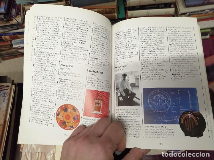 Libros de segunda mano: GUÍA CONRAN DEL DISEÑO . STEPHEN BAYLEY. ALIANZA EDITORIAL. 1ª EDICIÓN 1992 . ARTE,MUEBLES, MÁQUINAS - Foto 15 - 234407910