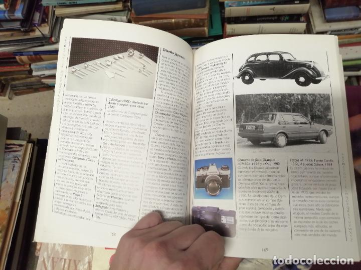 Libros de segunda mano: GUÍA CONRAN DEL DISEÑO . STEPHEN BAYLEY. ALIANZA EDITORIAL. 1ª EDICIÓN 1992 . ARTE,MUEBLES, MÁQUINAS - Foto 16 - 234407910