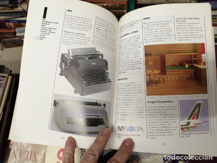 Libros de segunda mano: GUÍA CONRAN DEL DISEÑO . STEPHEN BAYLEY. ALIANZA EDITORIAL. 1ª EDICIÓN 1992 . ARTE,MUEBLES, MÁQUINAS - Foto 19 - 234407910
