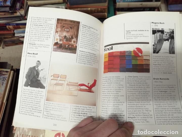 Libros de segunda mano: GUÍA CONRAN DEL DISEÑO . STEPHEN BAYLEY. ALIANZA EDITORIAL. 1ª EDICIÓN 1992 . ARTE,MUEBLES, MÁQUINAS - Foto 20 - 234407910