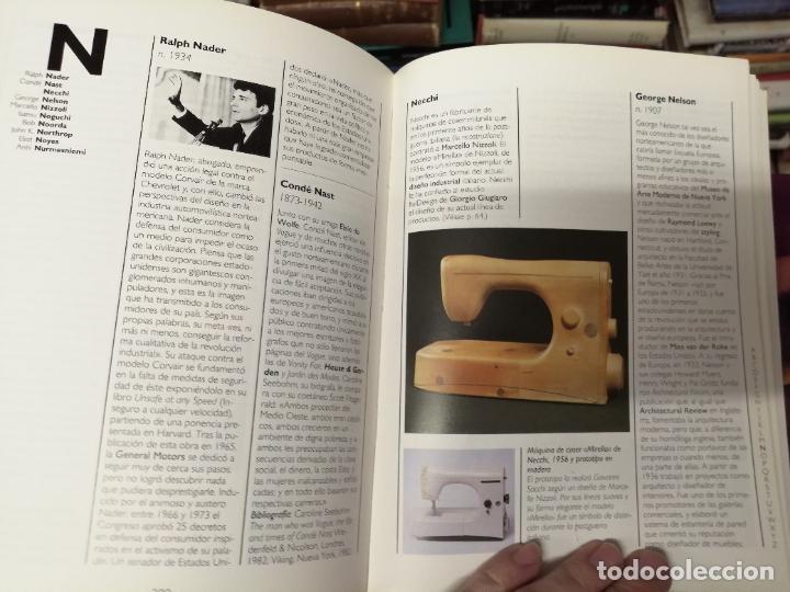 Libros de segunda mano: GUÍA CONRAN DEL DISEÑO . STEPHEN BAYLEY. ALIANZA EDITORIAL. 1ª EDICIÓN 1992 . ARTE,MUEBLES, MÁQUINAS - Foto 21 - 234407910