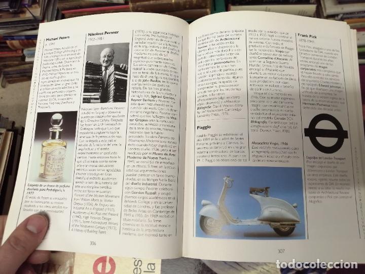 Libros de segunda mano: GUÍA CONRAN DEL DISEÑO . STEPHEN BAYLEY. ALIANZA EDITORIAL. 1ª EDICIÓN 1992 . ARTE,MUEBLES, MÁQUINAS - Foto 22 - 234407910
