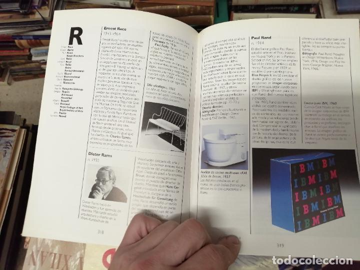 Libros de segunda mano: GUÍA CONRAN DEL DISEÑO . STEPHEN BAYLEY. ALIANZA EDITORIAL. 1ª EDICIÓN 1992 . ARTE,MUEBLES, MÁQUINAS - Foto 23 - 234407910