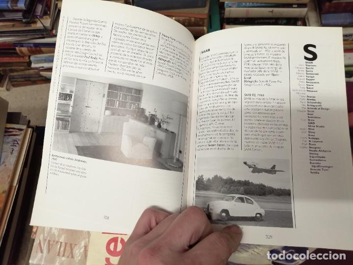 Libros de segunda mano: GUÍA CONRAN DEL DISEÑO . STEPHEN BAYLEY. ALIANZA EDITORIAL. 1ª EDICIÓN 1992 . ARTE,MUEBLES, MÁQUINAS - Foto 24 - 234407910