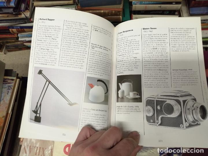Libros de segunda mano: GUÍA CONRAN DEL DISEÑO . STEPHEN BAYLEY. ALIANZA EDITORIAL. 1ª EDICIÓN 1992 . ARTE,MUEBLES, MÁQUINAS - Foto 25 - 234407910