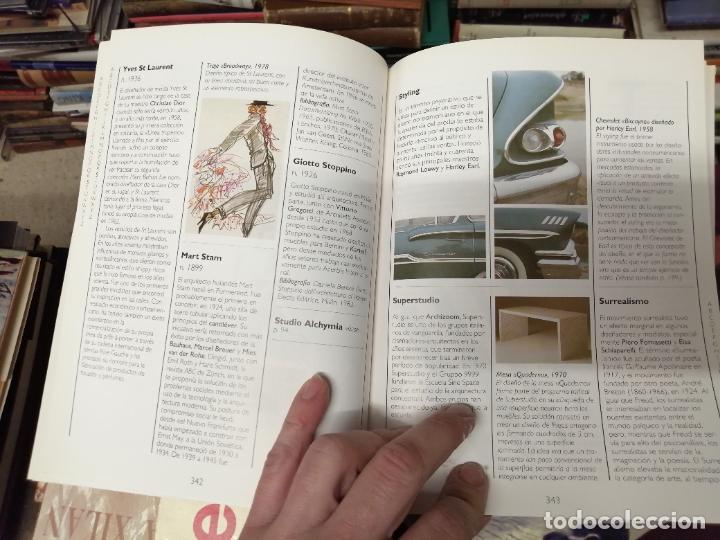 Libros de segunda mano: GUÍA CONRAN DEL DISEÑO . STEPHEN BAYLEY. ALIANZA EDITORIAL. 1ª EDICIÓN 1992 . ARTE,MUEBLES, MÁQUINAS - Foto 26 - 234407910
