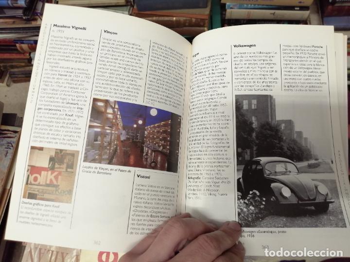 Libros de segunda mano: GUÍA CONRAN DEL DISEÑO . STEPHEN BAYLEY. ALIANZA EDITORIAL. 1ª EDICIÓN 1992 . ARTE,MUEBLES, MÁQUINAS - Foto 27 - 234407910