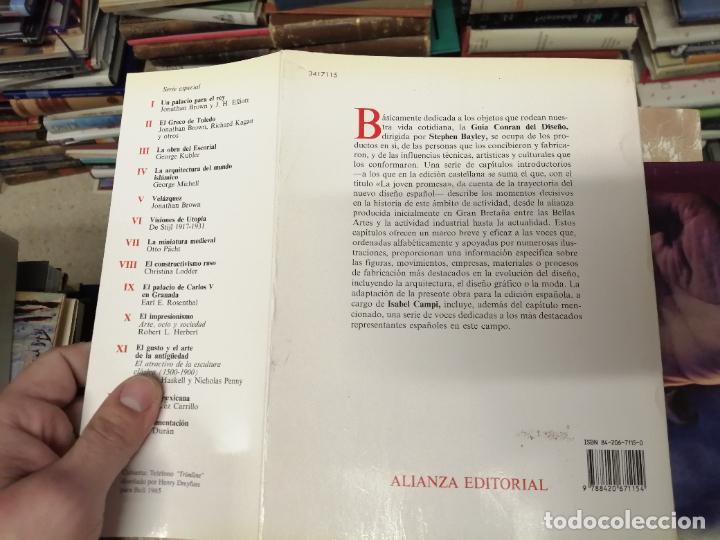 Libros de segunda mano: GUÍA CONRAN DEL DISEÑO . STEPHEN BAYLEY. ALIANZA EDITORIAL. 1ª EDICIÓN 1992 . ARTE,MUEBLES, MÁQUINAS - Foto 28 - 234407910