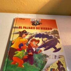 Libros de segunda mano: EL PÁJARO DE HIERRO. Lote 234500050