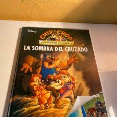 Libros de segunda mano: CHIP Y CHOP LA SOMBRA DEL CRUZADO. Lote 234500620