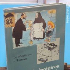 Libros de segunda mano: NINOTS I NINOTAIRES DEL COMENÇAMENT DE SEGLE, LA MEDICINA I L'HUMOR - J. CORREDOR-MATHEOS. Lote 234507090