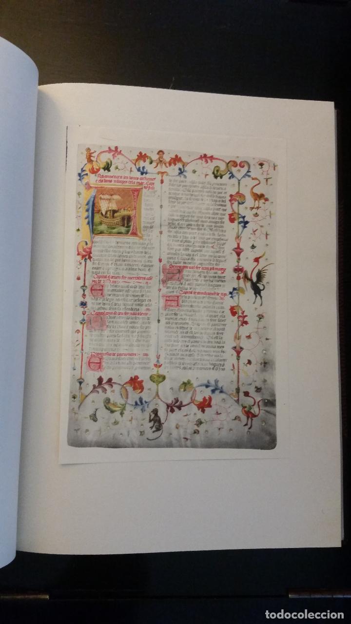 Libros de segunda mano: 1950 - Libre del Consolat de Mar. Reproducción del manuscrito de Valencia - ENCUADERNACIÓN - Foto 5 - 234568500