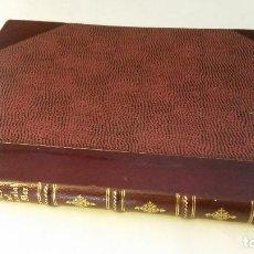 Libros de segunda mano: 1950 - LIBRE DEL CONSOLAT DE MAR. REPRODUCCIÓN DEL MANUSCRITO DE VALENCIA - ENCUADERNACIÓN. Lote 234568500