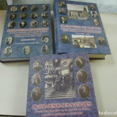 Libros de segunda mano: BILBAO DESDE SUS ALCALDES, DICCIONARIO BIOGRAFICO DE LOS ALCALDES DE BILBAO- E TOMOS - N 4. Lote 249193065