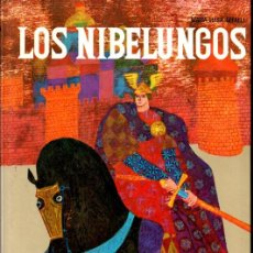 Libros de segunda mano: MARIA LUISA GEFAELL : LOS NIBELUNGOS (NOGUER, 1970) GRAN FORMATO. Lote 234741545