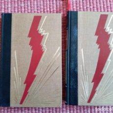 Libros de segunda mano: LAS GRANDES CATASTROFES. VOL 1 Y VOL 3. AMIGOS DE LA HISTORIA 1983.. Lote 234824450