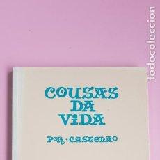 Libros de segunda mano: LIBRO-COUSAS DA VIDA-MULLERES-CASTELAO-EDITORIAL GALAXIA-1999-PERFECTO-NUEVO. Lote 234877690