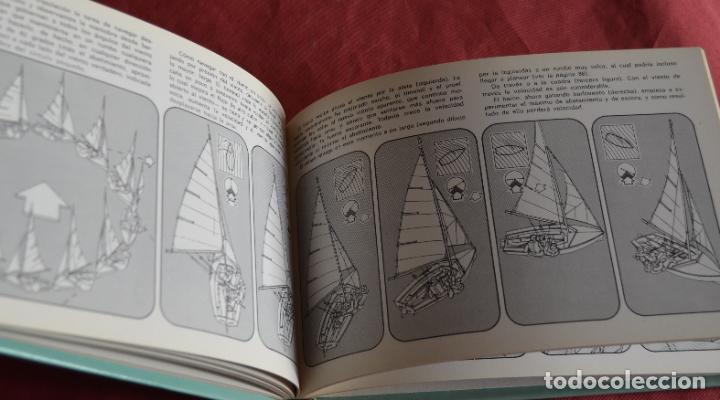 Libros de segunda mano: INICIACIÓN A LA VELA - JAMES MOORE - ALAN TURVEY - BLUME - Foto 5 - 234903450