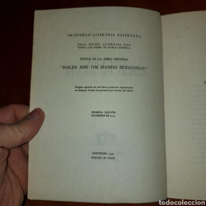Libros de segunda mano: España Cabeza de Puente Primera Edición 1952 Charles A. Willoughby - Foto 4 - 234903640