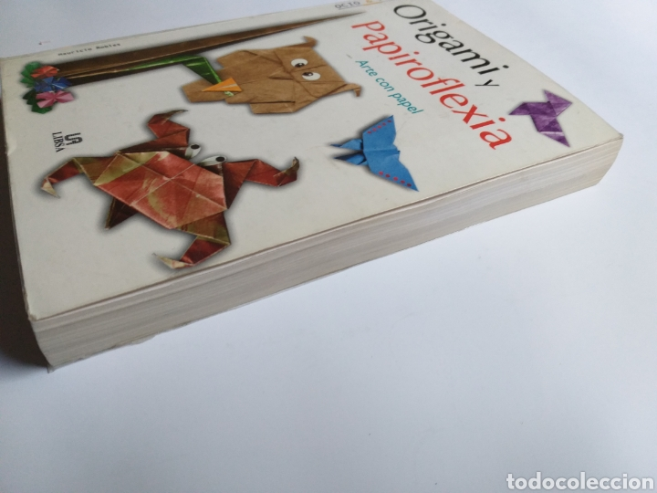 Libros de segunda mano: Origami y papiroflexia. Arte con papel Mauricio Robles . . . Artesanía manualidades - Foto 4 - 234904020