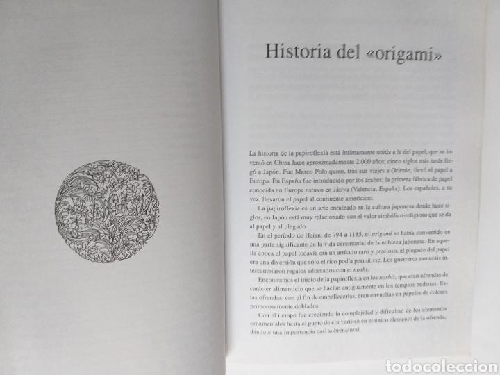 Libros de segunda mano: Origami y papiroflexia. Arte con papel Mauricio Robles . . . Artesanía manualidades - Foto 11 - 234904020