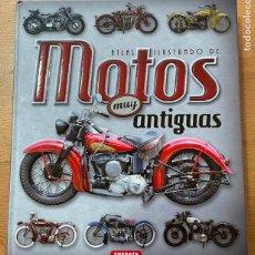 Livros em segunda mão: ATLAS ILUSTRADO DE MOTOS MUY ANTIGUAS. Lote 235057185