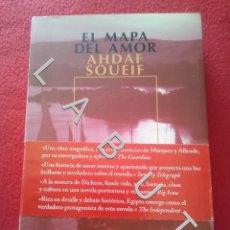 Libri di seconda mano: EL MAPA DEL AMOR.AHDAF SOUEIF CR1. Lote 235060280