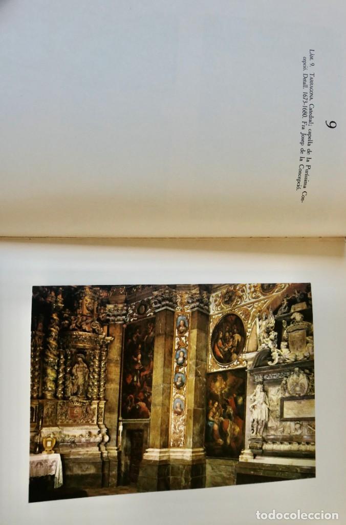 Libros de segunda mano: ARQUITECTURA I ESCULTURA BARROQUES A CATALUNYA - CÈSAR MARTINELL - 3 VOL- EXEM.469-1959/61/63 - Foto 26 - 235130375