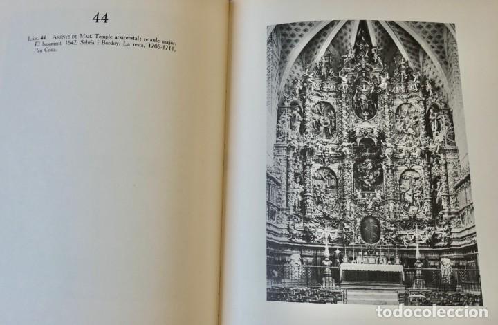 Libros de segunda mano: ARQUITECTURA I ESCULTURA BARROQUES A CATALUNYA - CÈSAR MARTINELL - 3 VOL- EXEM.469-1959/61/63 - Foto 27 - 235130375