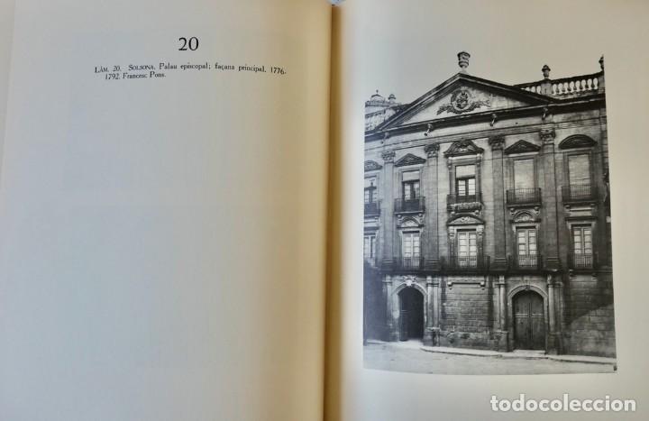 Libros de segunda mano: ARQUITECTURA I ESCULTURA BARROQUES A CATALUNYA - CÈSAR MARTINELL - 3 VOL- EXEM.469-1959/61/63 - Foto 41 - 235130375