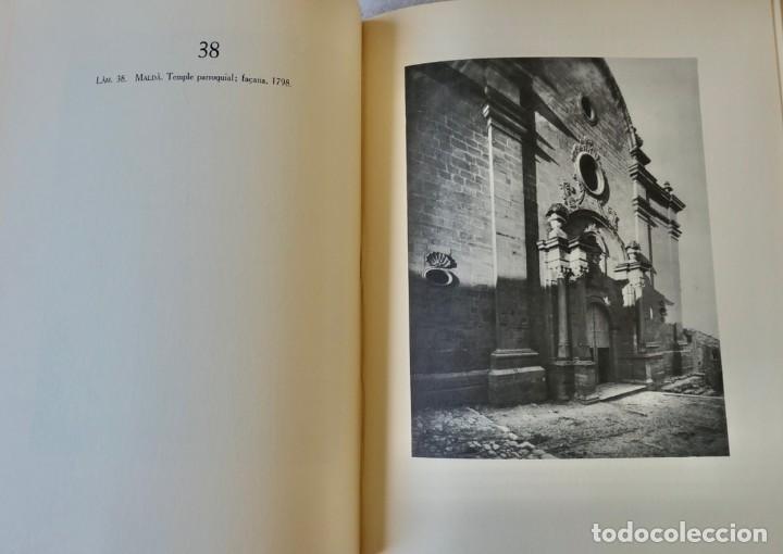 Libros de segunda mano: ARQUITECTURA I ESCULTURA BARROQUES A CATALUNYA - CÈSAR MARTINELL - 3 VOL- EXEM.469-1959/61/63 - Foto 42 - 235130375