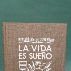 Libros de segunda mano: LA VIDA ES SUEÑO DRAMA DE DON PEDRO CALDERÓN ILUSTRADO EDITORIAL ESPASA-CALPE, S. A. MADRID 1939. Lote 235132830