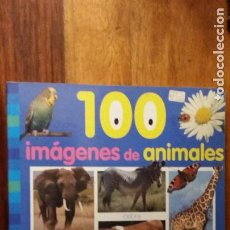Libros de segunda mano: 100 IMAGENES DE ANIMALES TODOLIBRO. Lote 235153505