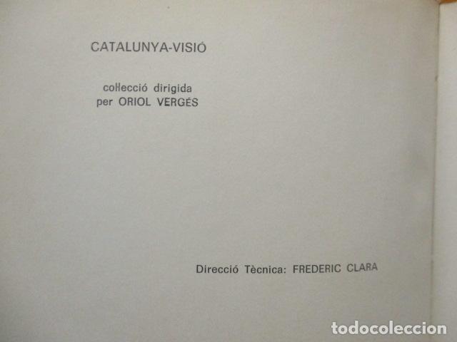 Libros de segunda mano: CATALUNYA VISIÓ 5. JOSEP VICENTE, FERRAN BOSCH - Foto 5 - 235214370