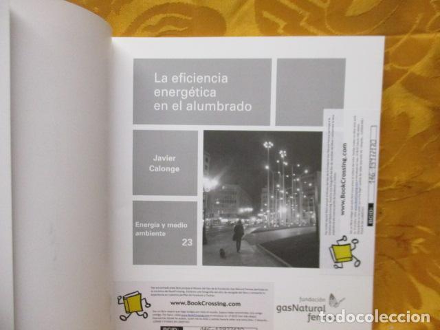 Libros de segunda mano: La eficiencia energética en el alumbrado - Javier Calonge. - Foto 6 - 235214655