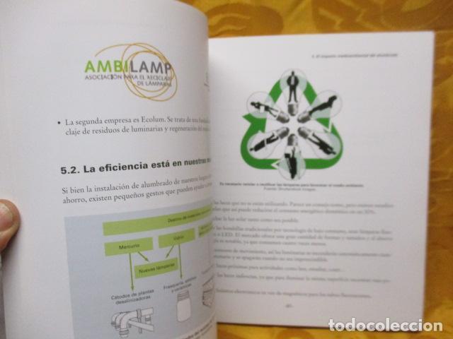 Libros de segunda mano: La eficiencia energética en el alumbrado - Javier Calonge. - Foto 13 - 235214655
