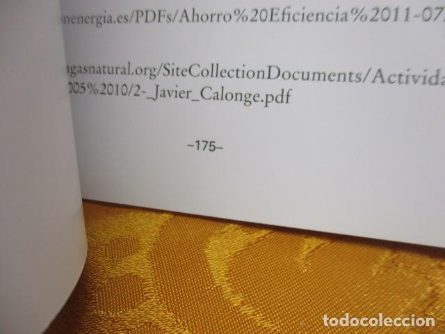 Libros de segunda mano: La eficiencia energética en el alumbrado - Javier Calonge. - Foto 17 - 235214655