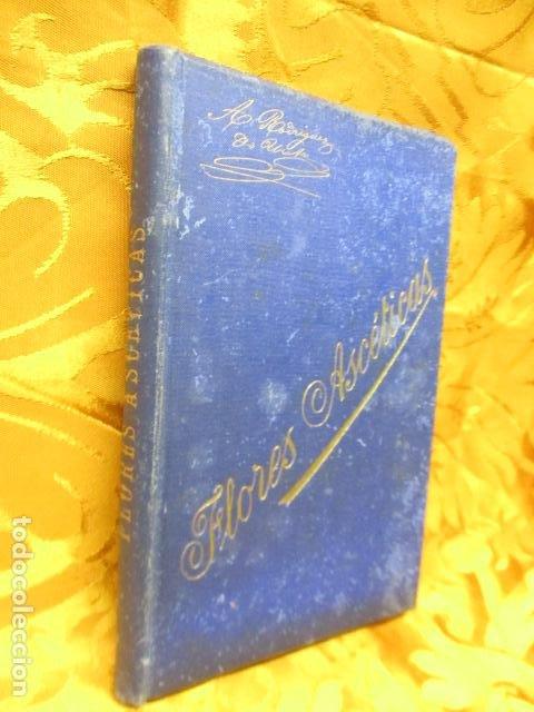 Libros de segunda mano: FLORES ASCÉTICAS ( ANTONIA RODRIGUEZ DE URETA ) - Foto 2 - 235216485