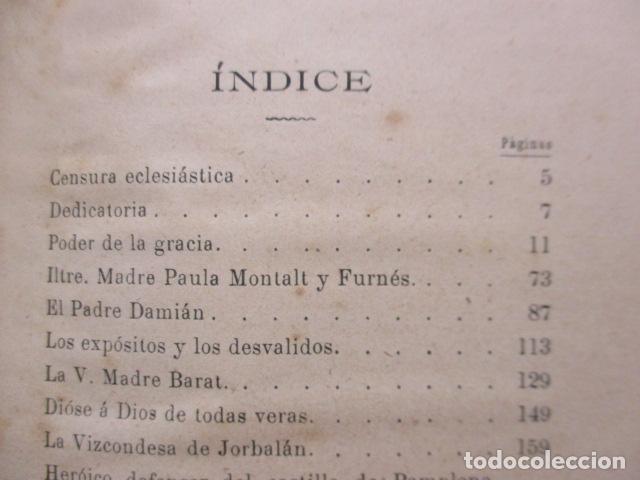 Libros de segunda mano: FLORES ASCÉTICAS ( ANTONIA RODRIGUEZ DE URETA ) - Foto 10 - 235216485