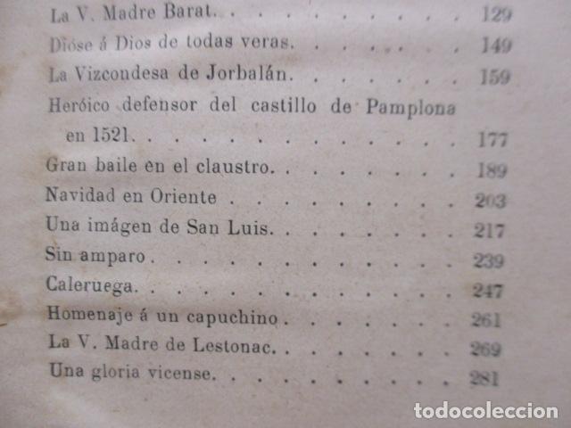 Libros de segunda mano: FLORES ASCÉTICAS ( ANTONIA RODRIGUEZ DE URETA ) - Foto 11 - 235216485