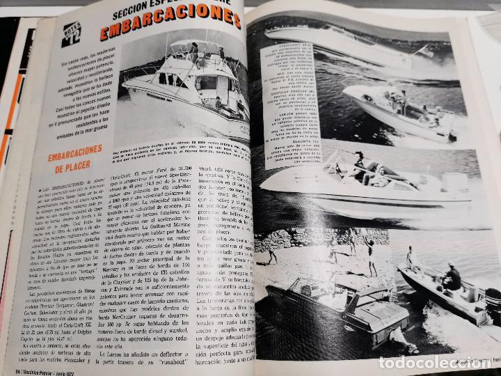 Libros de segunda mano: REVISTA MECANICA POPULAR - MAYO 1962 - 27.5CM X 21CM - PEDIDO MINIMO TOTAL DE ENVIO 6€ - Foto 4 - 204769151