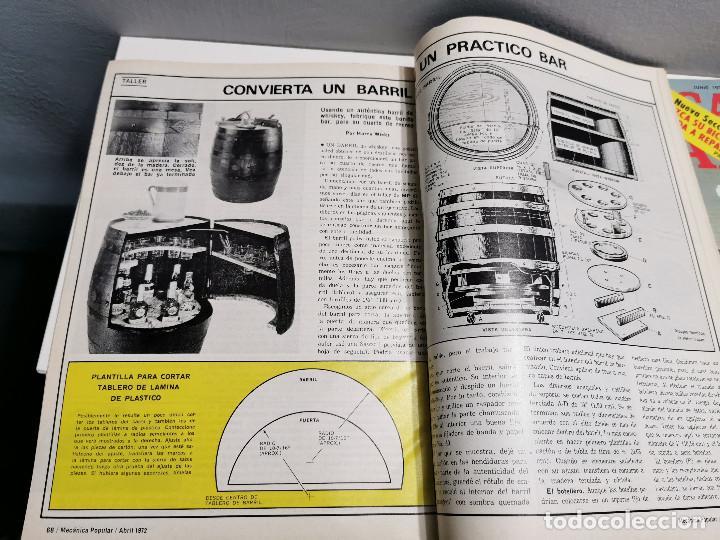 Libros de segunda mano: REVISTA MECANICA POPULAR - MAYO 1962 - 27.5CM X 21CM - PEDIDO MINIMO TOTAL DE ENVIO 6€ - Foto 5 - 204769151
